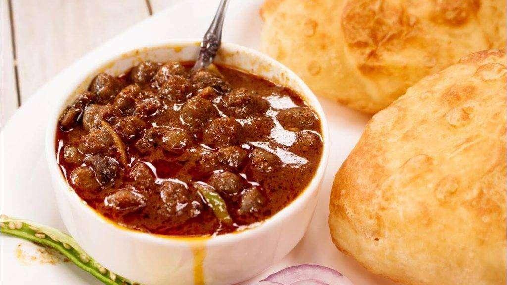 Channa Bhatura - Bombay Grill Milton