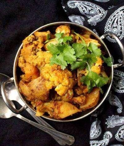 Aloo Gobhi - Bombay Grill Milton