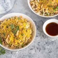Bhel Puri - Bombay Grill Milton