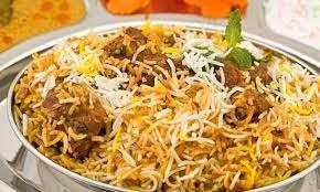 Biryani Chicken - Bombay Grill Milton