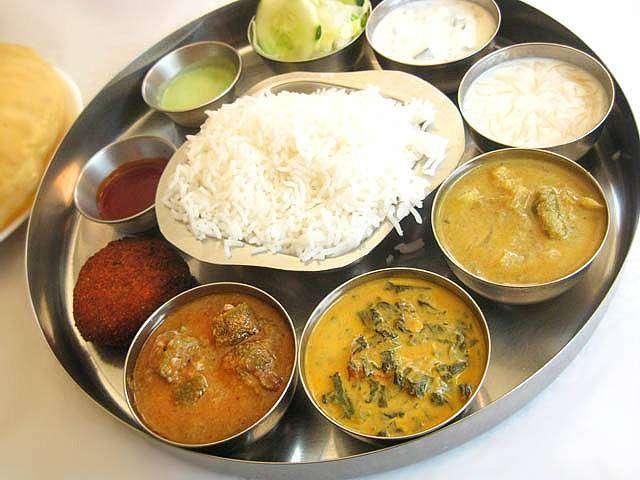 Bombay Platter- Bombay Grill Milton
