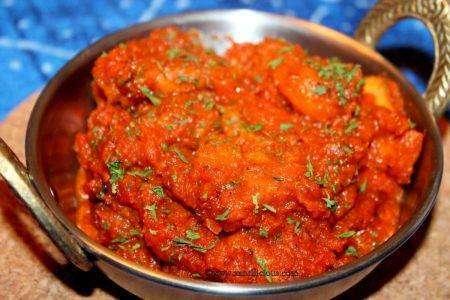 Fish Masala - Bombay Grill Milton