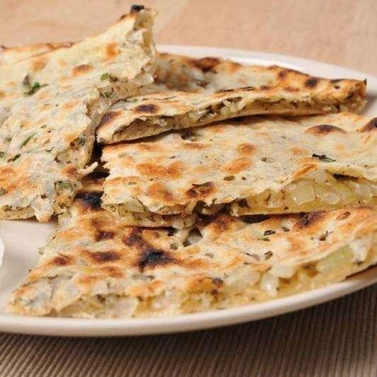 Onion Kulcha - Bombay Grill Milton