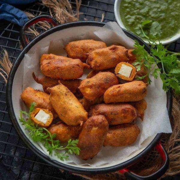 Paneer Pakora - Bombay Grill Milton