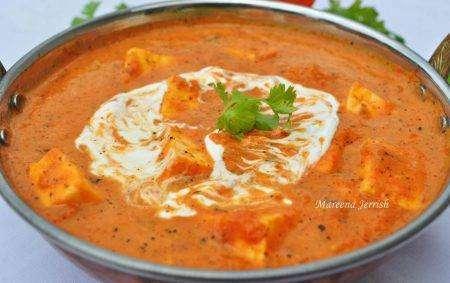 Paneer Makhani - Bombay Grill Milton