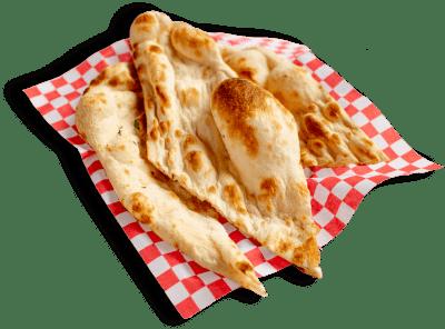 Plain Naan - Bombay Grill Milton