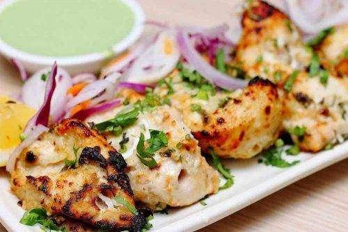 Reshmi Tikka - Bombay Grill Milton
