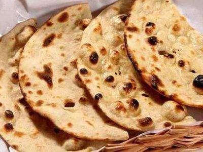 Tandoori Roti - Bombay Grill Milton
