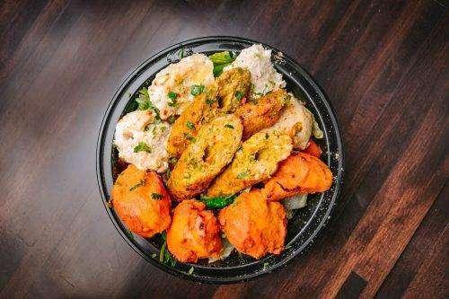 Tandoori Mixed Grill - Bombay Grill Milton