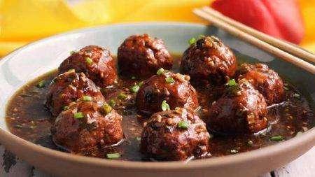 Veggie Manchurian - Bombay Grill Milton