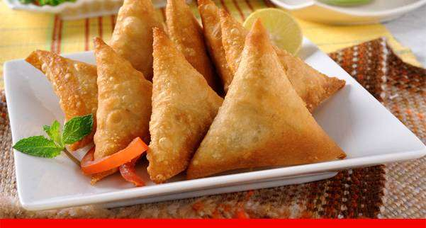 Samosa Pack of 4 or 6 - Bombay Grill Milton
