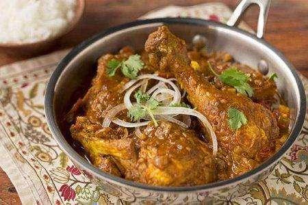 Vindaloo Chicken - Bombay Grill Milton