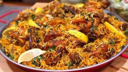 Biryani Special - Bombay Grill Milton