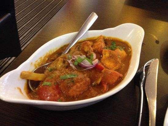 Chicken Jalfrezi - Bombay Grill Milton