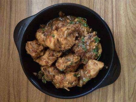 Chicken Bhunai - Bombay Grill Milton