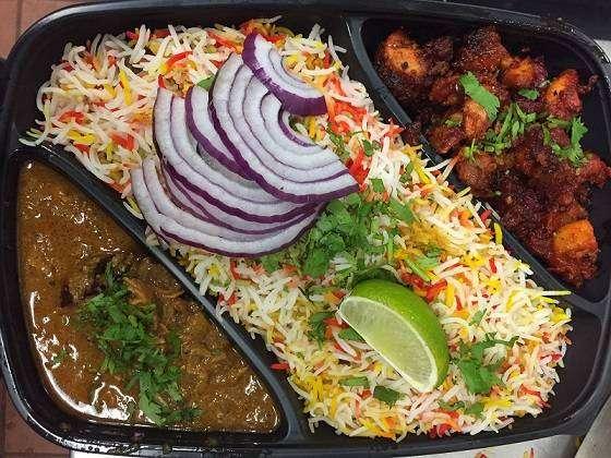 Non Veg Thali For 2 - Bombay Grill Milton