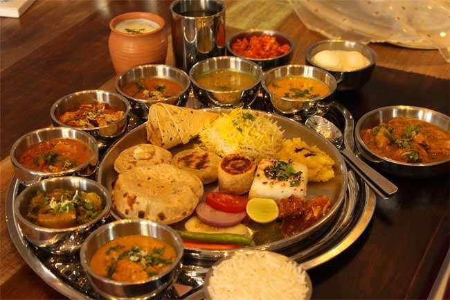 Tandoori Thali - Bombay Grill Milton