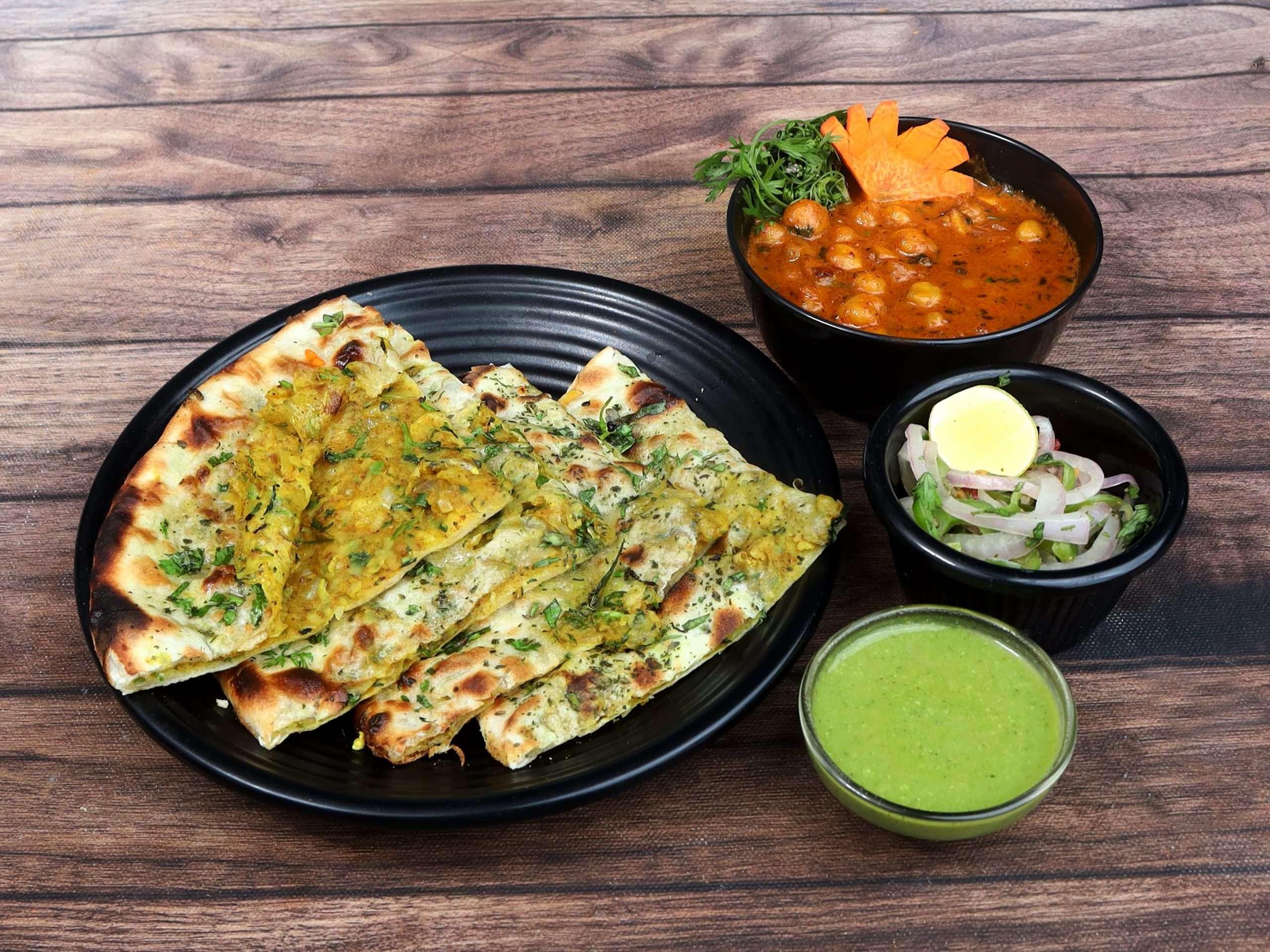Chole Kulcha - Bombay Grill Milton