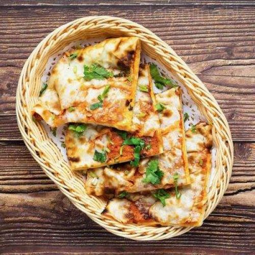 Stuffed Keema Naan - Bombay Grill Milton