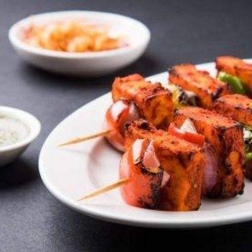 Paneer Tikka - Bombay Grill Milton