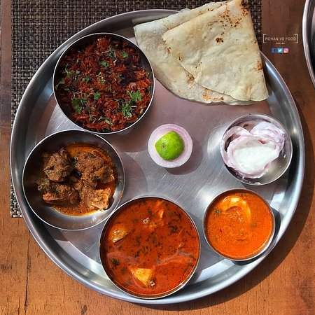 Chicken Platter - Bombay Grill Milton