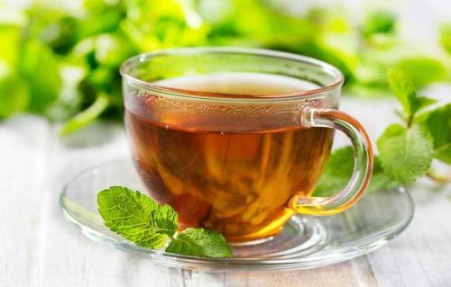 Green Tea - Bombay Grill Milton