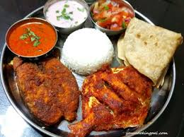 non veg lunch for 4 - Bombay Grill Milton