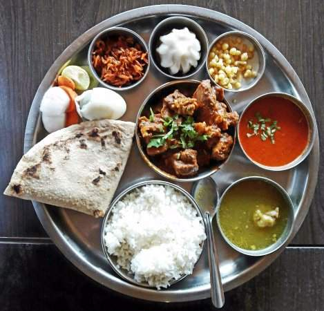Non Veg Lunch - Bombay Grill Milton